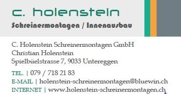 C. Holenstein