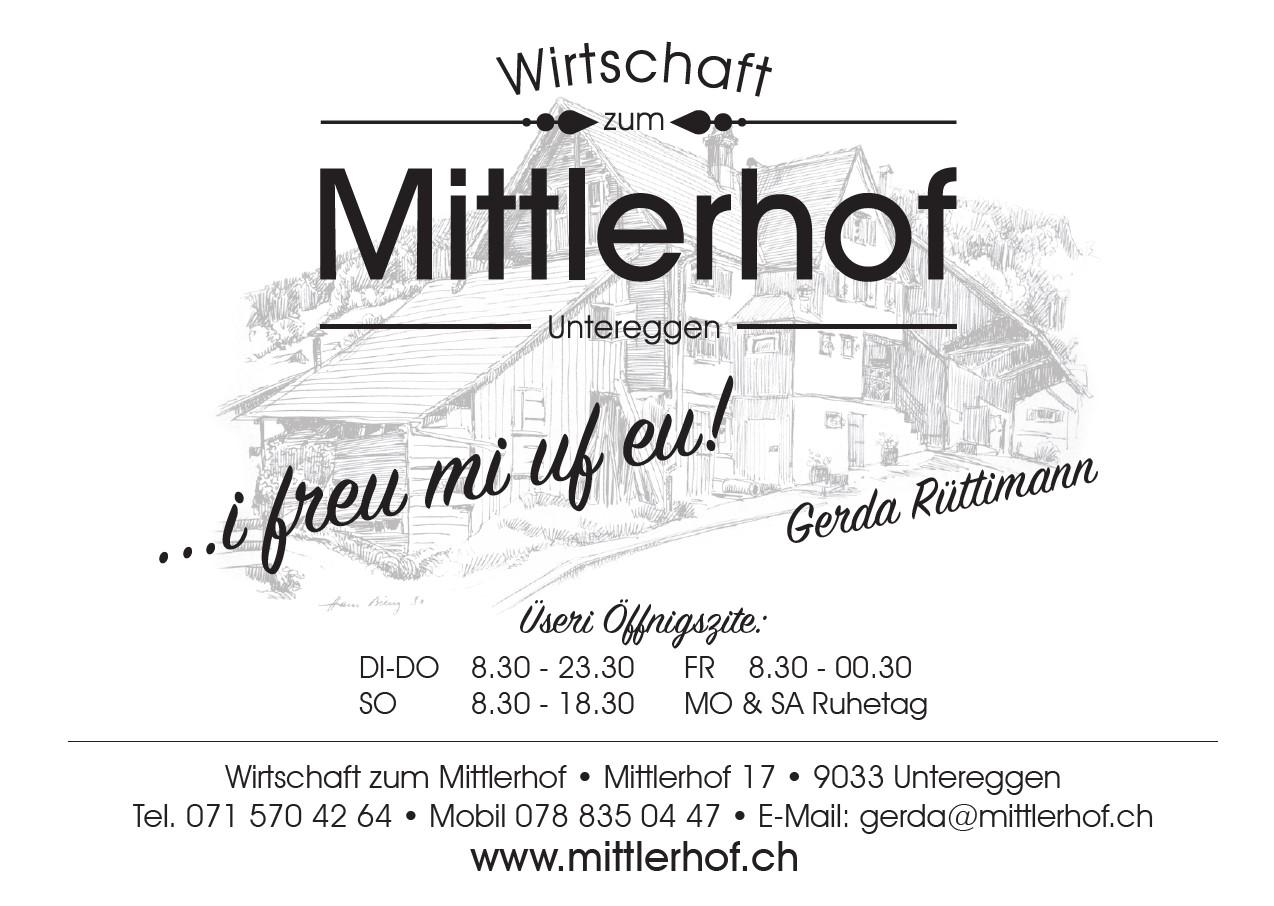 Restaurant Mittlerhof
