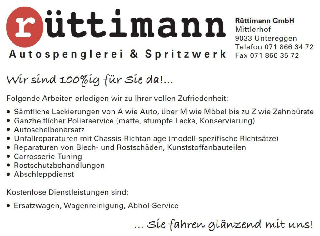 Rüttimann GmbH